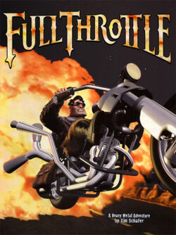 Full Throttle artwork
