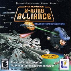 Star Wars - X-Wing Alliance Coverart