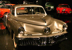 1948 Tucker Sedan at the Blackhawk Museum