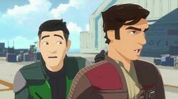First Look Trailer - Star Wars Resistance Disney