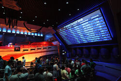 Star Tours Space Port