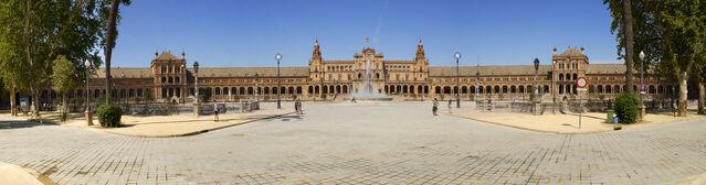 File:Sevilla Plaza de Espana 01.jpg