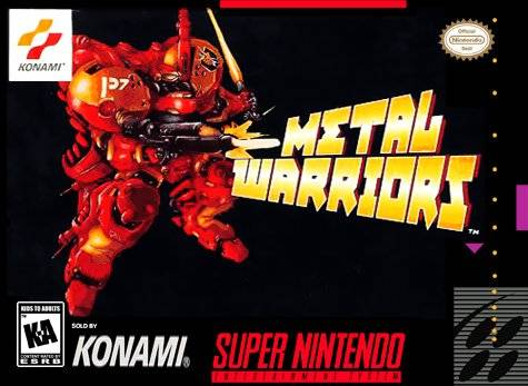 File:Metal Warriors North American SNES box art.jpg