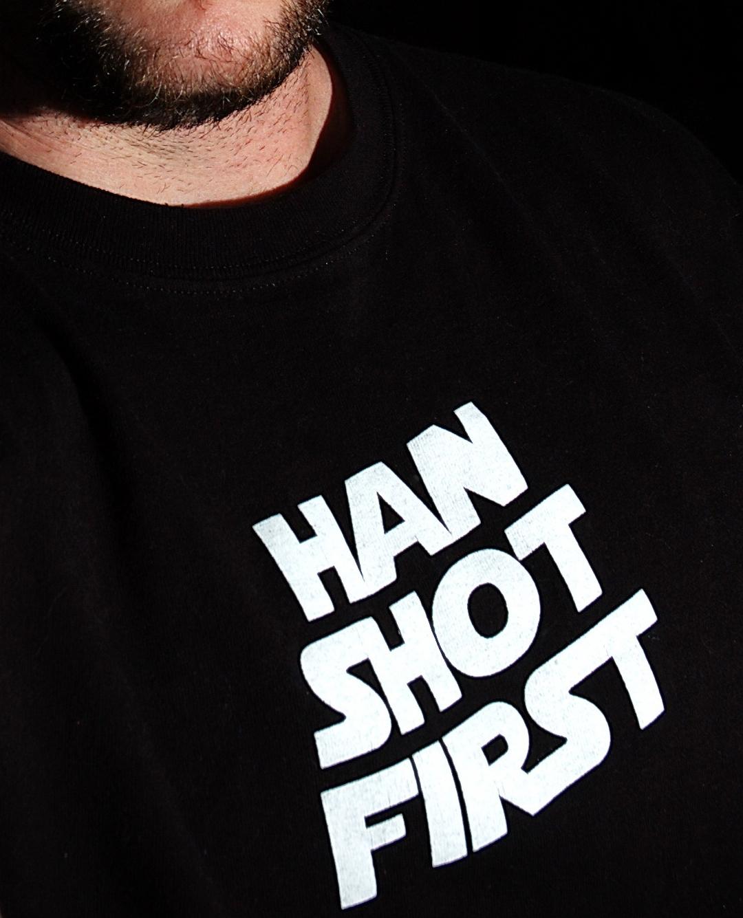 SMALL NEW Walt Disney World Star Wars Weekends 2004 Leia Luk T-Shirt Mens Size