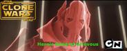 2008 Grievous red hologram hero TCW version