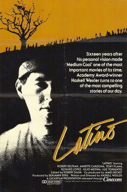 Latino (film) poster