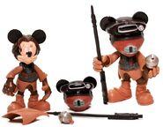 Minnie Bounty Hunter Leia