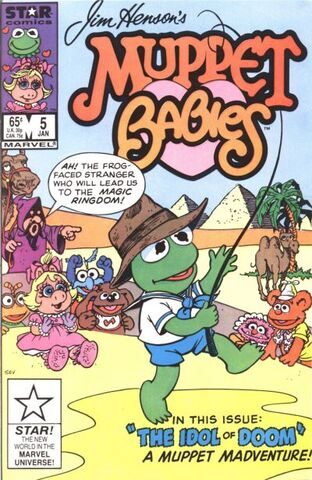 File:MuppetBabiesComic-issue5.jpg