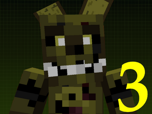 11Five Nights in Minecraft logo