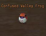 Confused valley frog