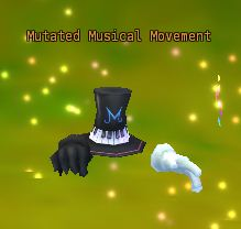 Mutated musical movement