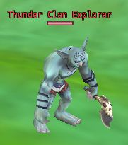 Thunder clan explorers