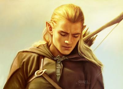 Legolas Windrunner