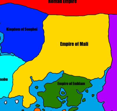 Africanas - Empire of Mali