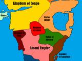 First Congo-Amani War