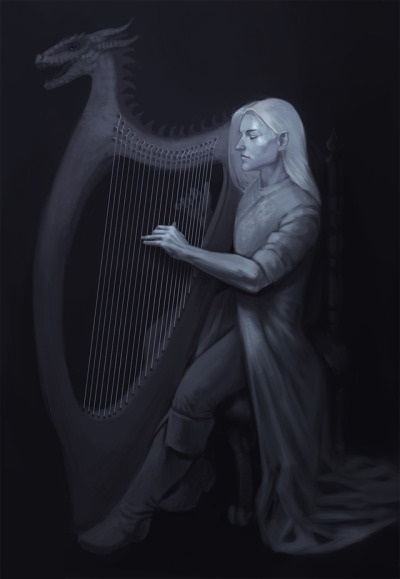 Rhaegar Targaryan's Harp