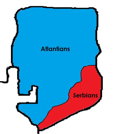 Ethnic Map of DoL aMROTH