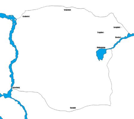 Germania - Middenland - Cities