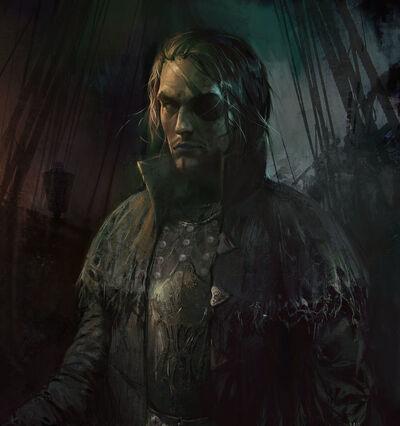 Euron Greyjoy Cover