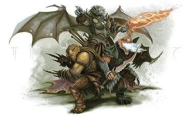 Dragonborn - William O'Connor