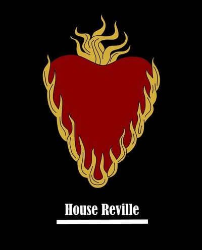 Dowenshire Flag - House Reville