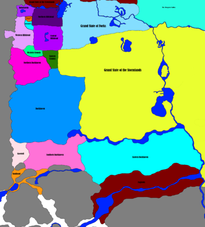 Grand State of the Westerlands