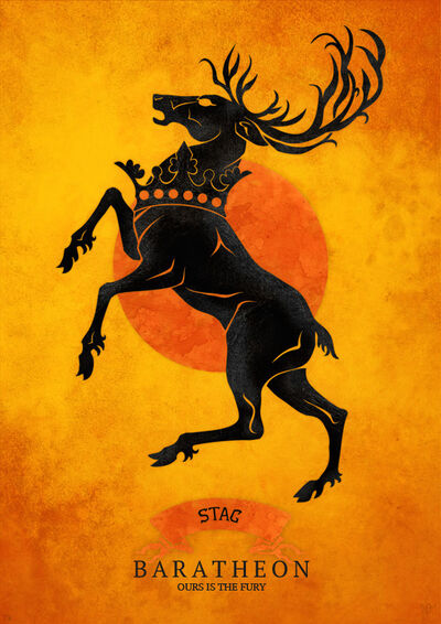House Baratheon - New