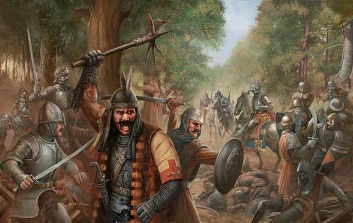War in Arnor