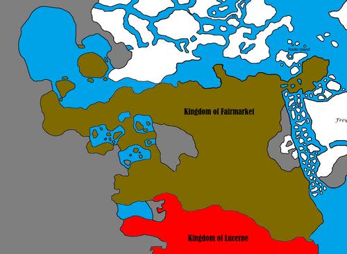 Riverlands - Fairmarket - Invasion of Fairmarket - Start