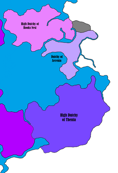 Realm of Carlingion - Client States - Maps