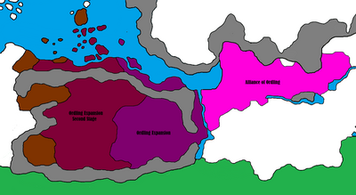 Dustin-Ordling War - Siege of Dusseldorf and Barrowton
