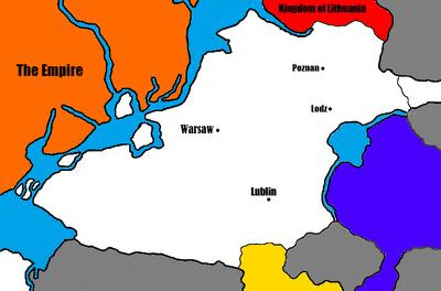 Kingdom of Poland - Political