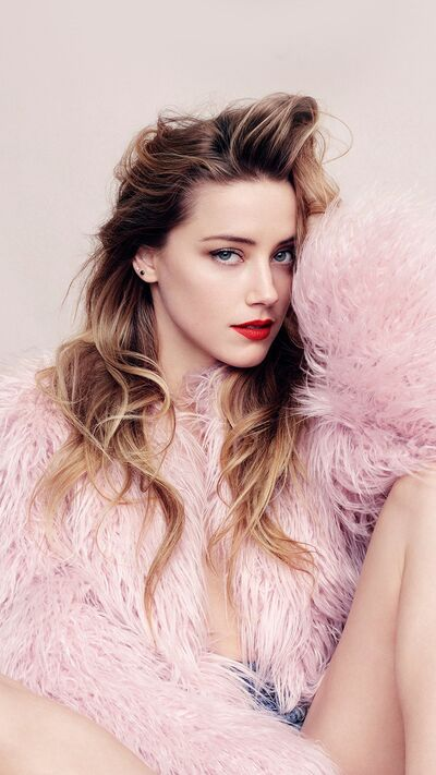 Amber Heard II. Cover Amazing