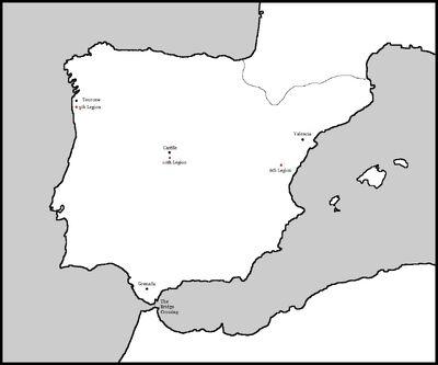 Hispania Invasion - Start