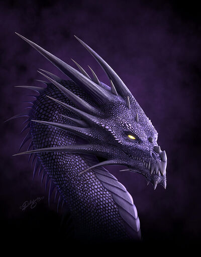 Order of the Violet Dragon