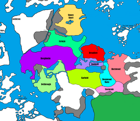 Westros - Bolten - Kingdom of Bolten - Internal Politics
