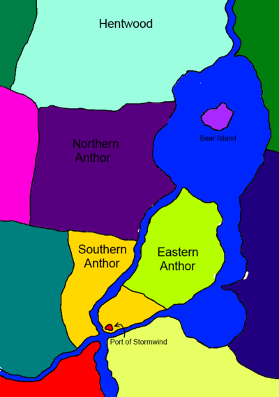 Anthor Province Maps