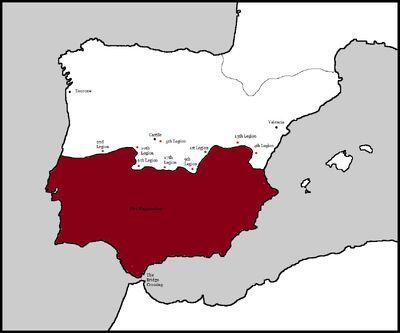Fall of Hispania the Final Line