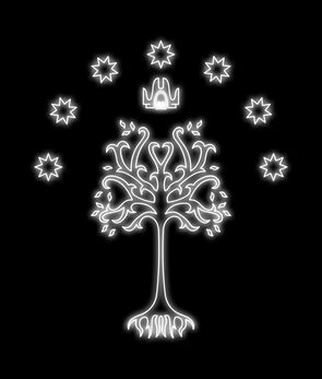 The White Tree Of Gondor 2 0 by Funessen