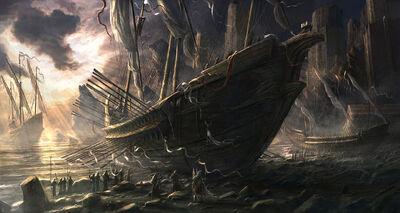 Exodus of Atlantis