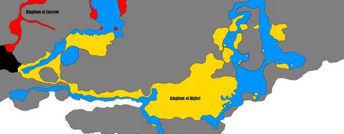 Lucerne - Invasion of Righel - Start