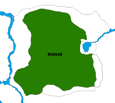 Germania - Middenland - Drakwald