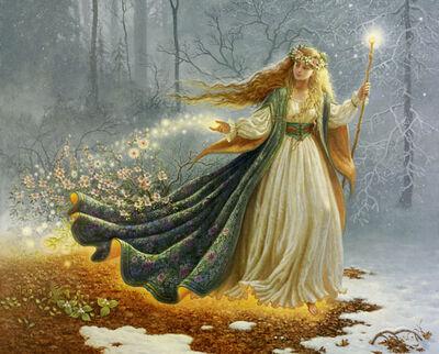 Valhalla Freyja