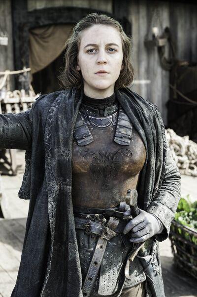 Asha Greyjoy Cover Amazing