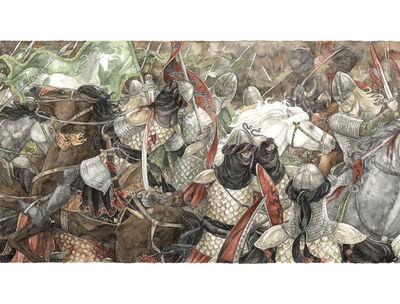 Gondor Civil War