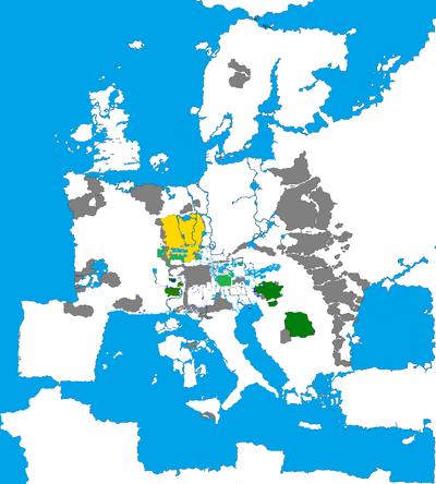 Allemeni Empire - Europe1