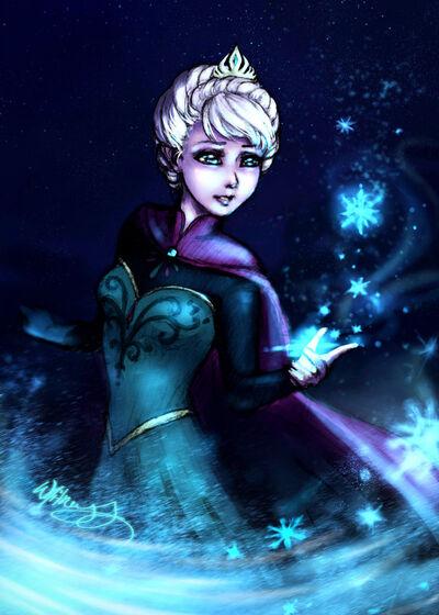Elsa Croken Action