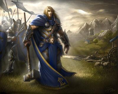 Arthas war with Valeria