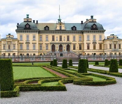 Strasburg Palace