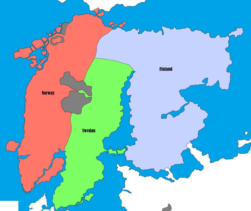 Scandenavia - Regions